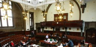 Wakefield Council Chamber